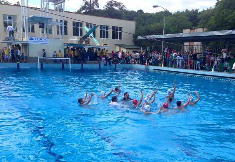 Молодці! Вперше в історії водного поло закарпатці стали чемпіонами України