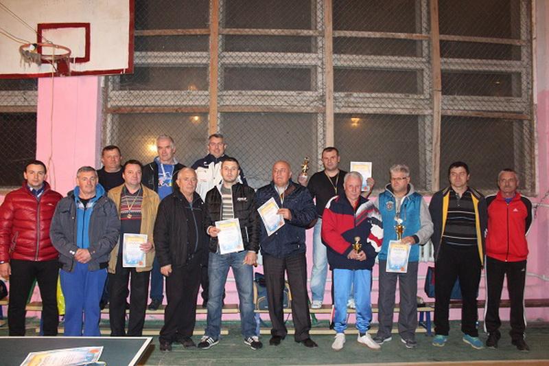 На Тячівщині відбулися міжнародні змагання з настільного тенісу