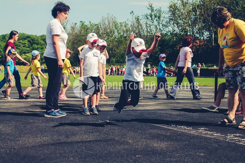 Малі олімпійські ігри пройшли у Мукачеві