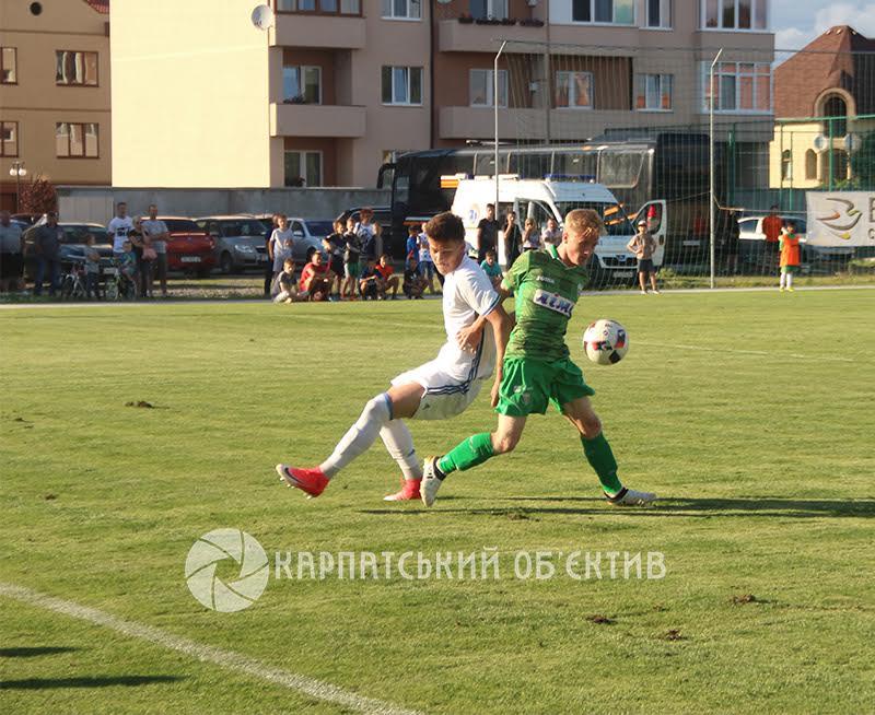 В Ужгороді протягом тижня змагалися кращі сімнадцятирічні футболісти України. ФОТО