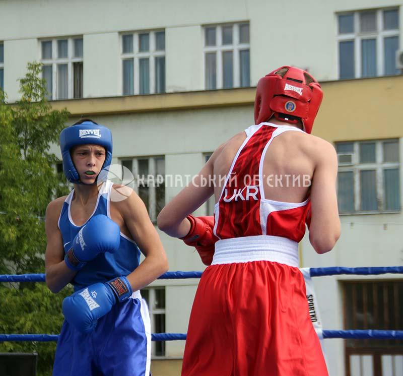В Ужгороді відбулося масштабне спортивне свято