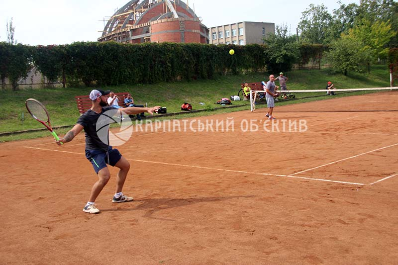 В Ужгороді провели традиційний турнір «Пам'яті тенісних зірок Закарпаття»