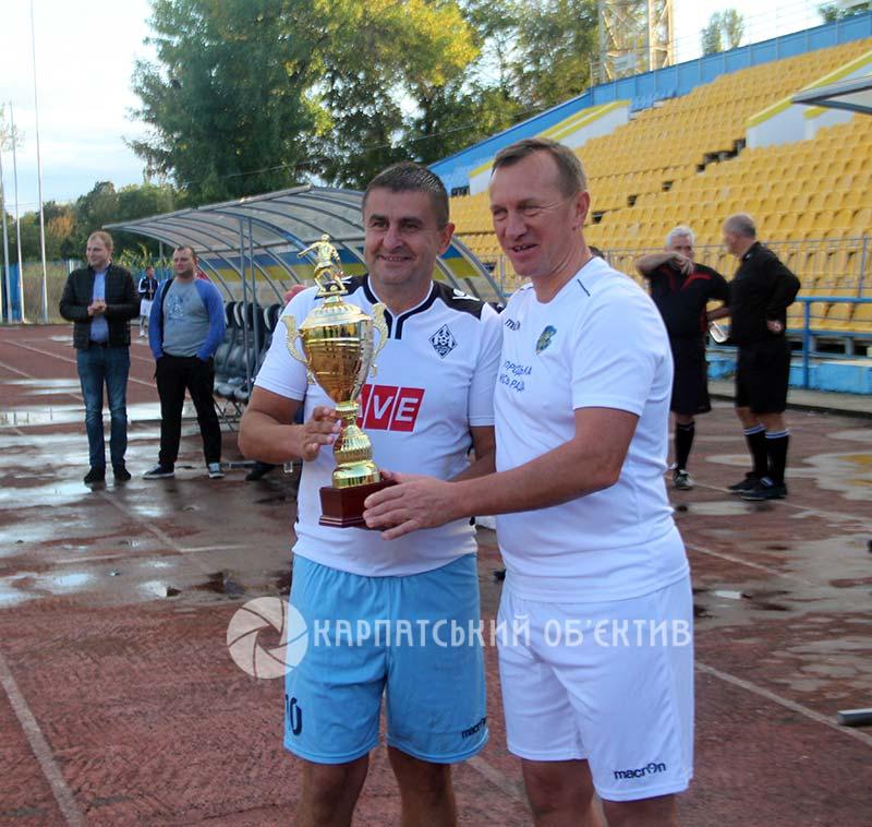 В Ужгороді змагалися за «Кубок міського голови»