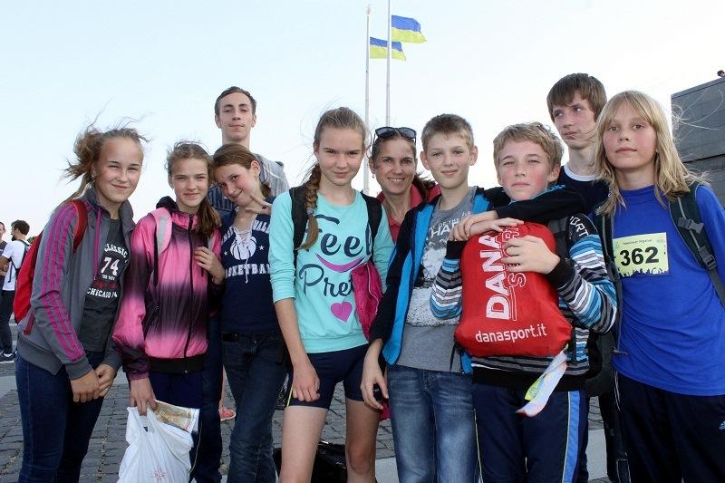 19-річний мукачівець Владислав Французов виборов бронзову медаль. ФОТО