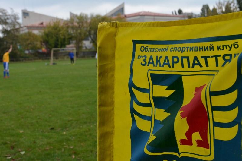 Закарпатські силовики змагалися на спартакіаді в Ужгороді