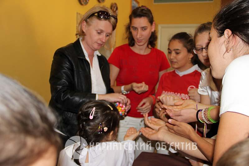 До Закарпаття прибули учасники благодійного забігу «500 років – 500 км задля дітей»