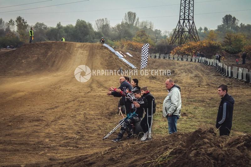 У неділю в місті над Латорицею пройшов Кубок Мукачева з мотокросу