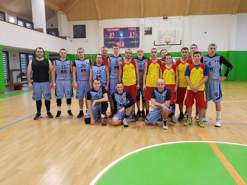 Виноградівщина приймала кращі баскетбольні команди краю