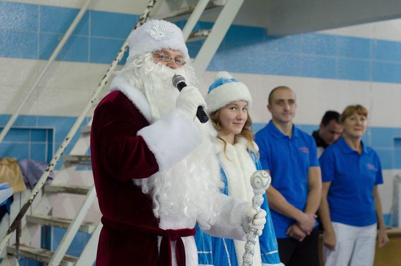 У спорткомплексі УжНУ провели змагання з водного поло, дзюдо та плавання