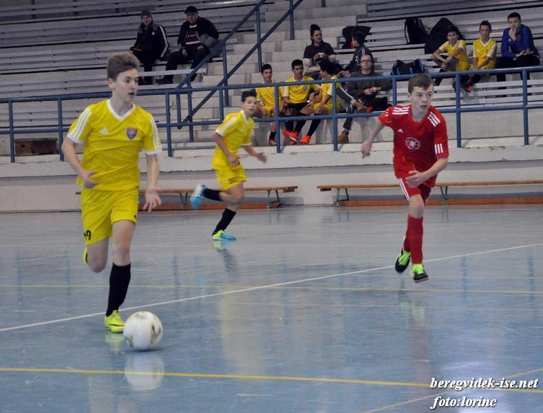 Юні берегівські футболісти здобули нагороди на турнірі в Угорщині