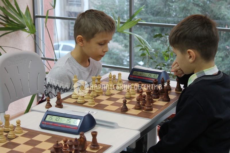 Дитячий шаховий фестиваль «Різдвяне Мукачево» стартував у місті над Латорицею