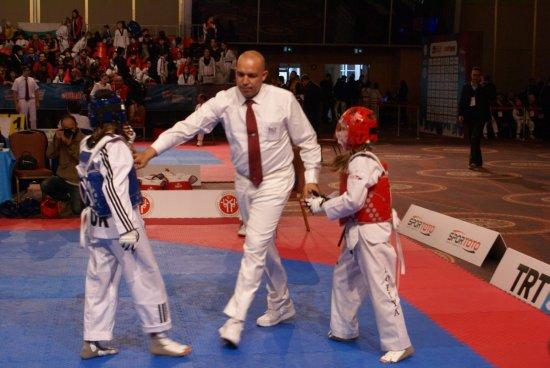Закарпатська тхеквондистка стала учасницею змагань у Туреччині