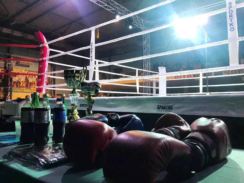 """В Ужгороді проходить престижний боксерський турнір """"UzhgorodChallenge"""". ФОТО"""