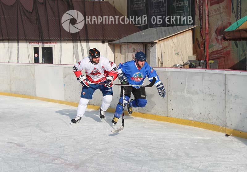 Чемпіонат Закарпаття з хокею: яскрава розв'язка