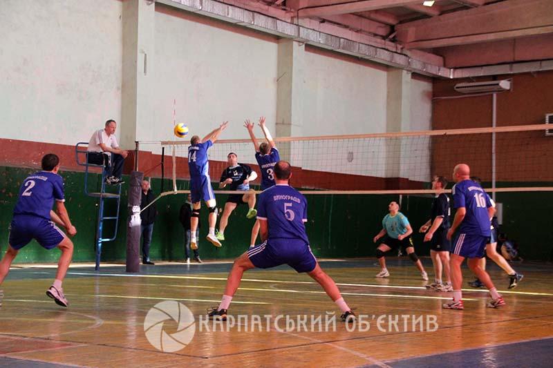 Визначили володаря Кубка Закарпаття з волейболу