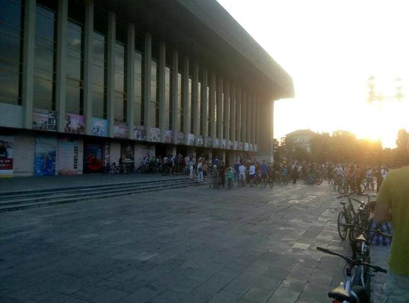 Велосвято «Big City Ride» пройшло в Ужгороді