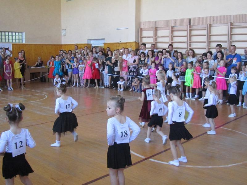 У Хусті відбулися масштабні змагання зі спортивного бального танцю «Хуст-Еліт-2018»