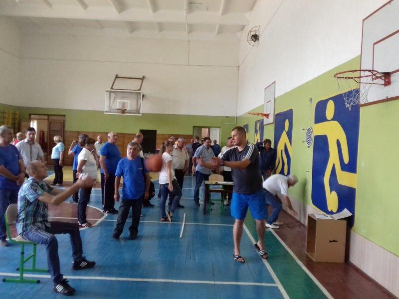 Відбулись обласні відбірні змагання VI Всеукраїнської спартакіади «Сила духу»