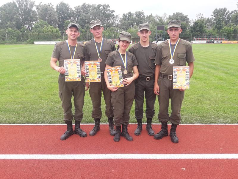 Відкритий чемпіонат ДПСУ з легкоатлетичного кросу відбувся в Ужгороді