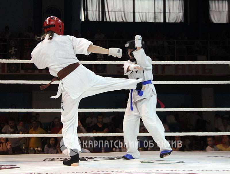 На Закарпатті змагалися спортсмени із 16 країн світу