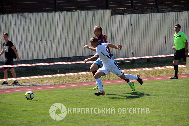 Ужгородська футбольна команда виходить на новий рівень