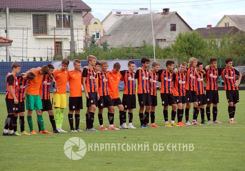 Ужгородські футболісти посіли високі місця на міжнародному дитячо-юнацькому турнірі на честь Андрія Гаваші