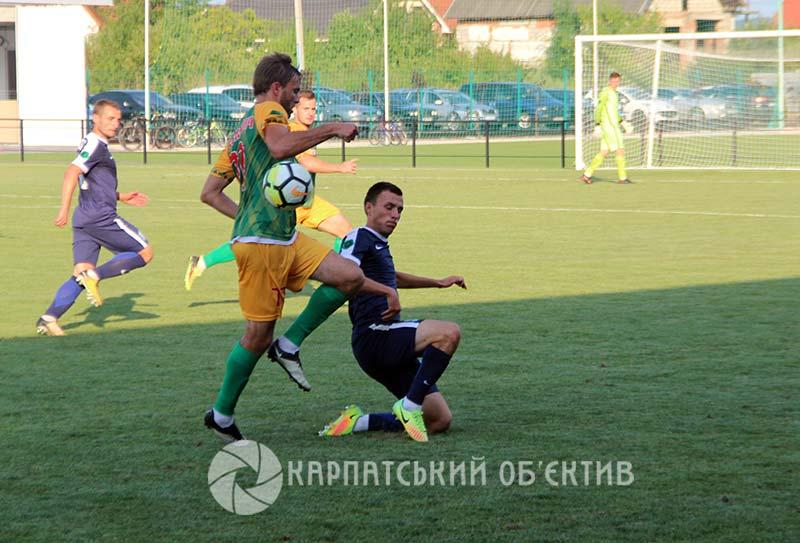 «Минай» здобув яскраву перемогу над лідером чемпіонату