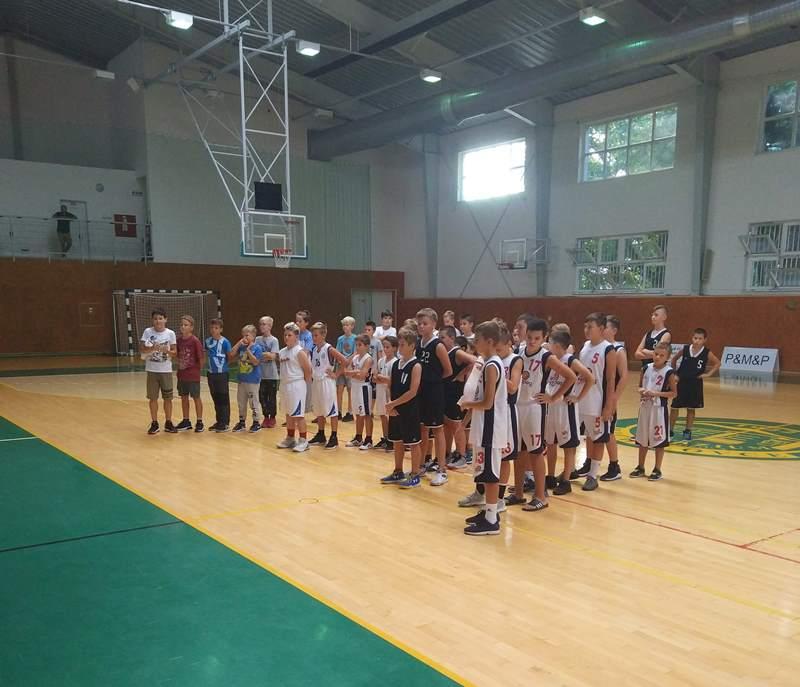 Юні ужгородські баскетболісти перемогли на міжнародному турнірі