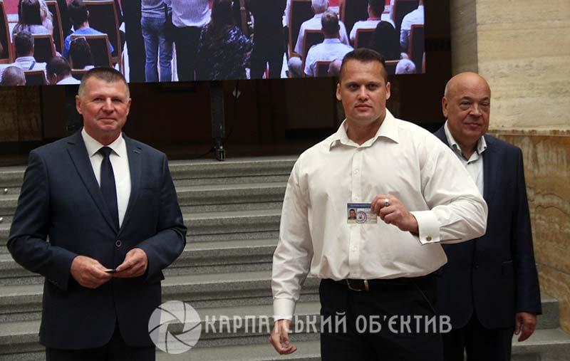 В Ужгороді відзначили кращих спортсменів та тренерів Закарпаття