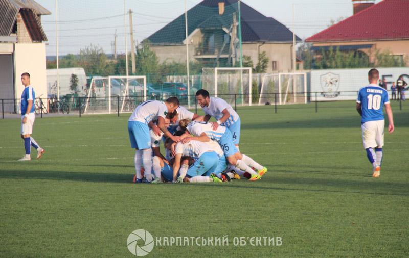 Кубок України з футболу: «Минай» переміг і пройшов до 1/8 фіналу