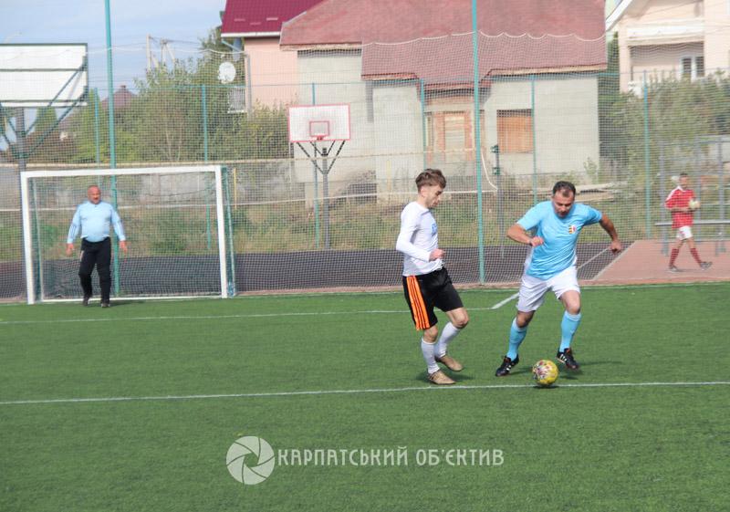 В Ужгороді пройшов дружній турнір з міні-футболу
