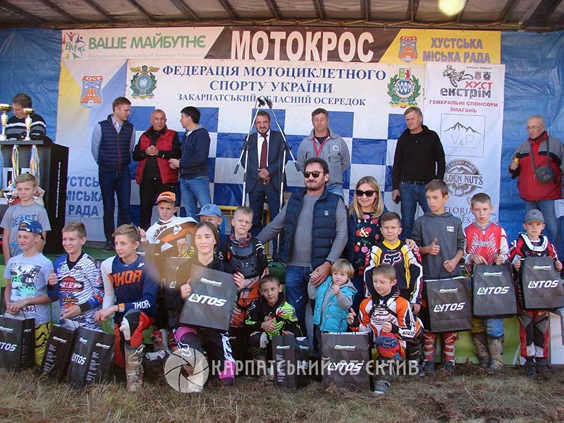 «Хуст-Екстрім» – переможець V етапу Кубка України з мотокросу