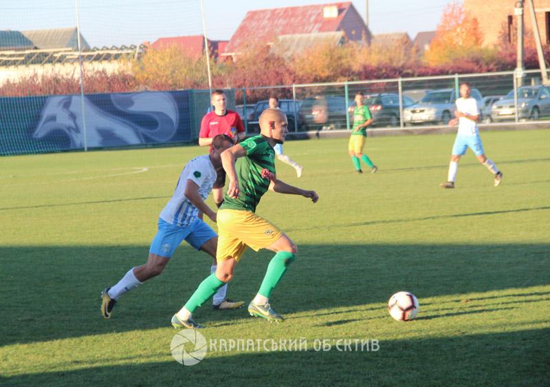 «Минай» – «Нива» (Тернопіль): хороша гра та позитивний результат