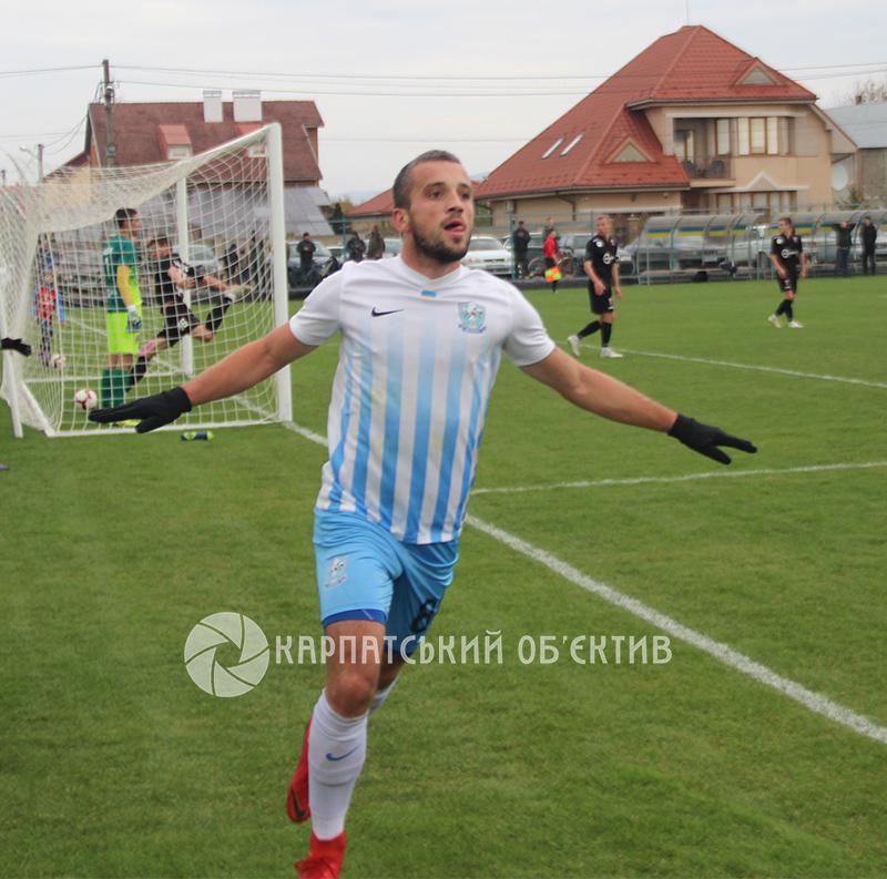 «Минай» здолав рівненський «Верес» і став лідером Другої ліги України (ФОТО)