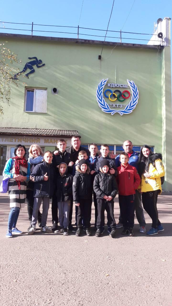 Кікбоксери Закарпаття завоювали 11 медалей на чемпіонаті України, серед них і хустяни