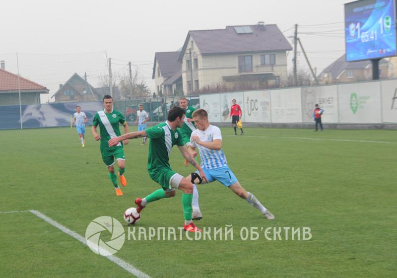 «Минай» яскраво завершив футбольний рік. ФОТО