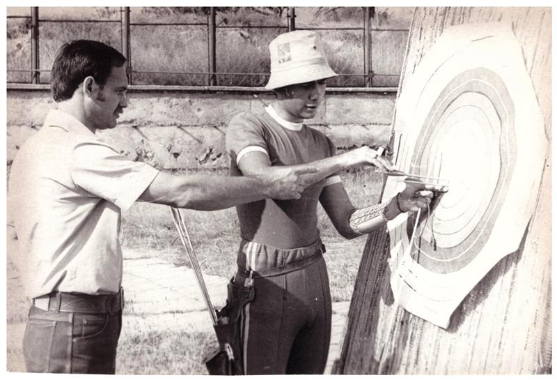 Ференц Сабо – видатний закарпатський лучник. ФОТО