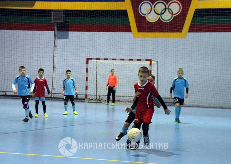 Свалявці – срібні призери міжнародного міні-футбольного турніру. ФОТО