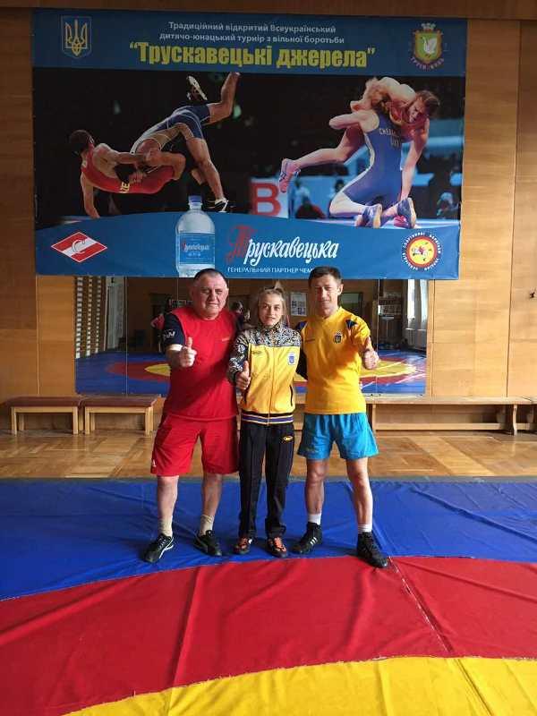 Чемпіонка із Хуста Марія Томищ: тендітна дівчина із залізною хваткою