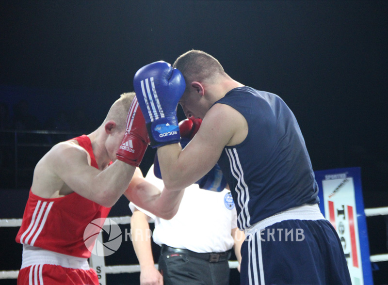 В Ужгороді відбулося яскраве боксерське дійство