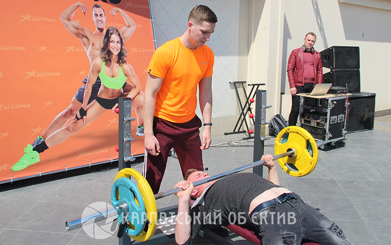 В Ужгороді відбувся «Power Fest – 2019»