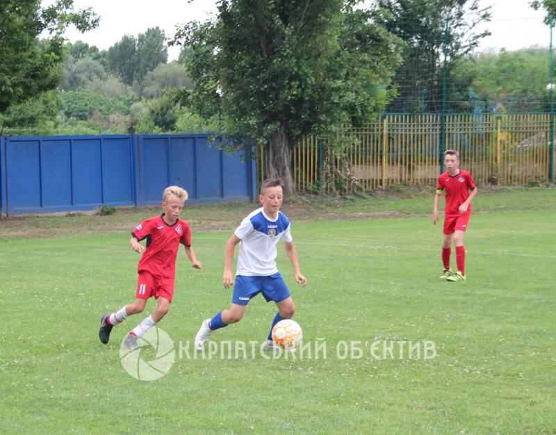 Ужгородська СДЮСШОР перемогла на міжнародному футбольному турнірі
