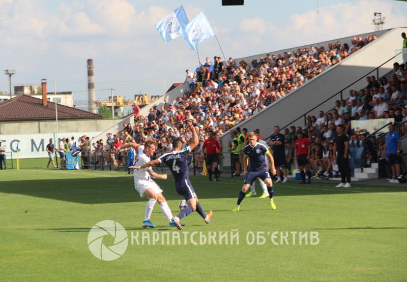 «Минай» сенсаційно обіграв одеський «Чорноморець»