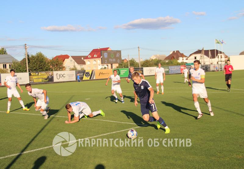 Минайці перемогли «Балкани» і не реалізували безліч гольових моментів