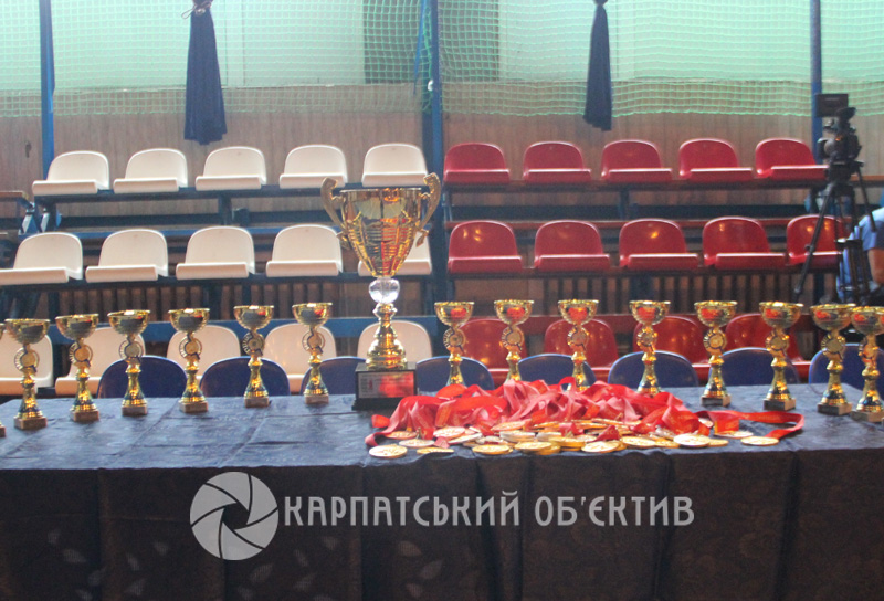 В Ужгороді відбулися масові змагання із греко-римської боротьби. ФОТО