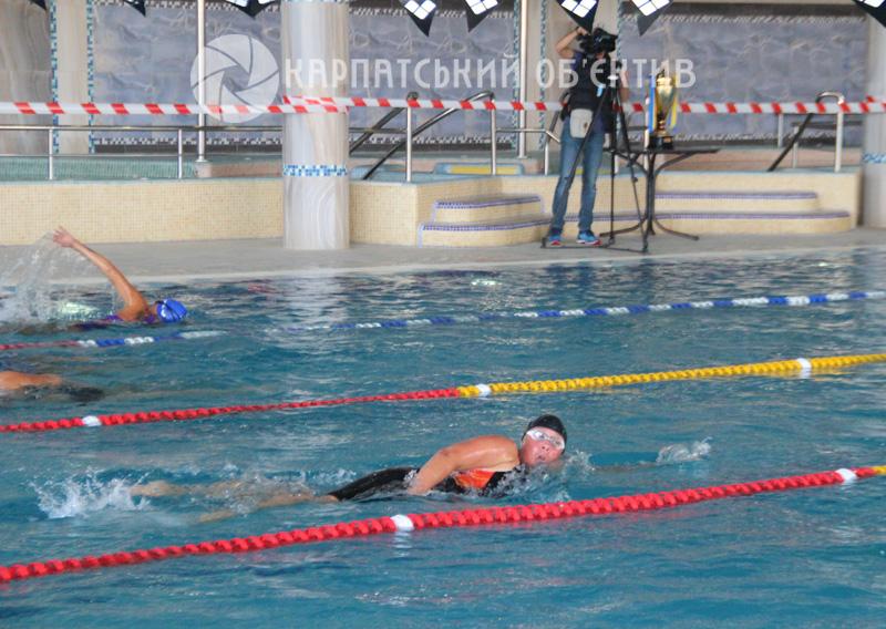 Фестиваль із водних видів спорту на Закарпатті: зірки світового масштабу та понад 50 рекордів України