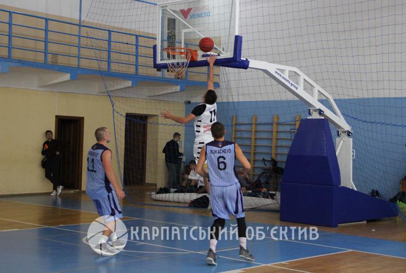 Стартував новий сезон чемпіонату Закарпаття з баскетболу. ФОТО