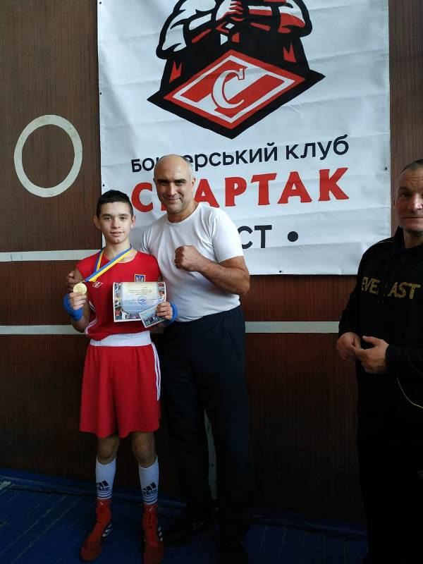 На обласному турнірі пам'яті Тунаєва перемогу здобув Хуст