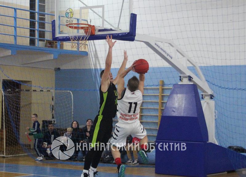 БК «Ужгород-УжНУ-ЗОДЮСШ» здобув перші перемоги в сезоні. ФОТО