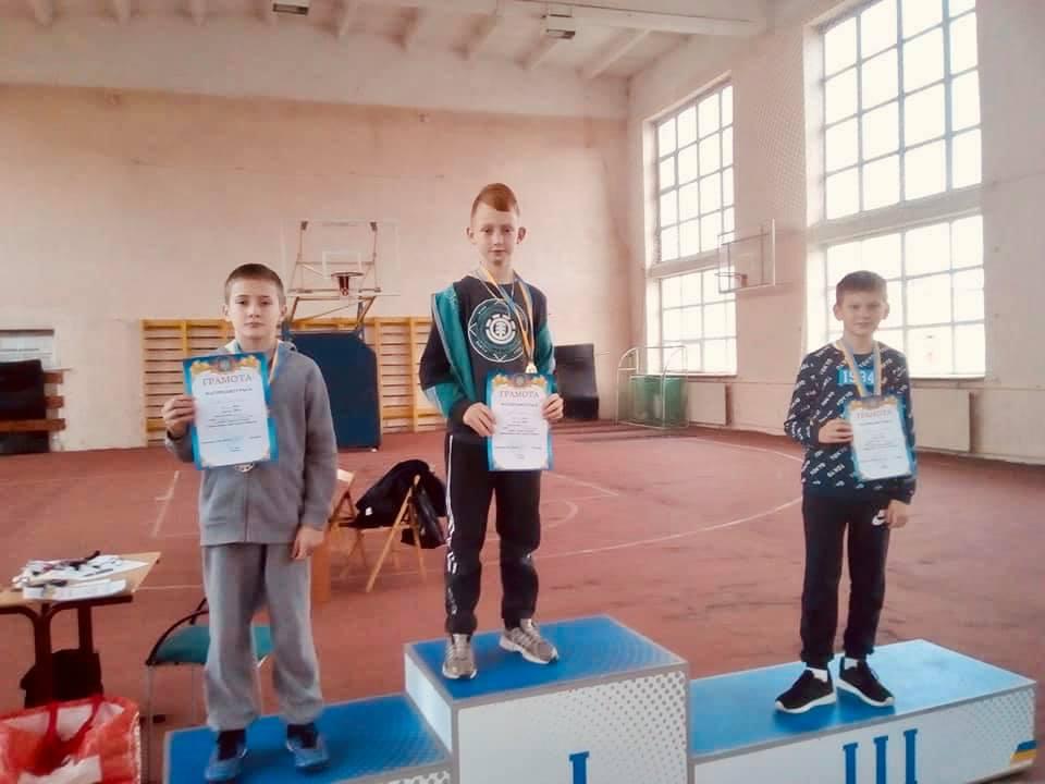 В Мукачеві відбувся турнір з легкої атлетики